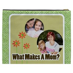 Mothers Day By Mom   Cosmetic Bag (xxxl)   Kna10hn5e2kp   Www Artscow Com Back