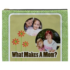Mothers Day By Mom   Cosmetic Bag (xxxl)   Sbqao4un27zq   Www Artscow Com Front