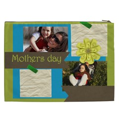 Mothers Day By Mom   Cosmetic Bag (xxl)   H11komplsbjn   Www Artscow Com Back