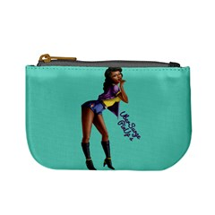 Pin Up 2 Coin Change Purse by UberSurgePinUps