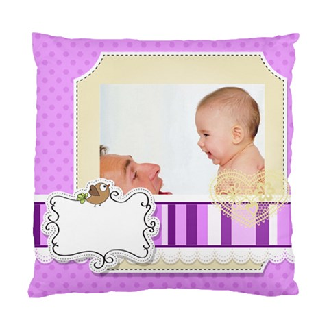 Baby By Baby   Standard Cushion Case (one Side)   3rwz585ttm5s   Www Artscow Com Front