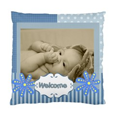Baby By Baby   Standard Cushion Case (two Sides)   Lomqoorziiy1   Www Artscow Com Front