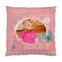 Baby By Baby   Standard Cushion Case (two Sides)   Jwco7l5li7u5   Www Artscow Com Back