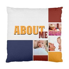 Baby By Baby   Standard Cushion Case (two Sides)   Cwqusc6i4vyv   Www Artscow Com Front