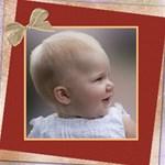 Precious Scrapbook 12x12 Page - ScrapBook Page 12  x 12
