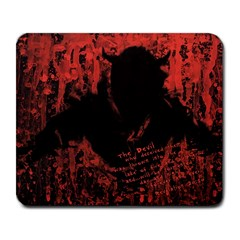 Tormented Devil Large Mouse Pad (rectangle) by VaughnIndustries