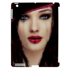 Beautiful Mess Apple Ipad 3/4 Hardshell Case (compatible With Smart Cover) by VaughnIndustries
