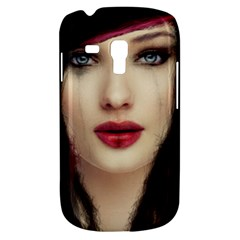 Beautiful Mess Samsung Galaxy S3 Mini I8190 Hardshell Case by VaughnIndustries