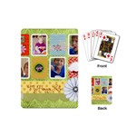 happy birthday - Playing Cards (Mini)