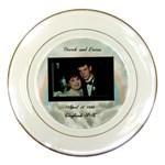 derick3 - Porcelain Plate