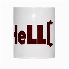 Hellmug By Nomy   White Mug   Ggc129ujrpcf   Www Artscow Com Center