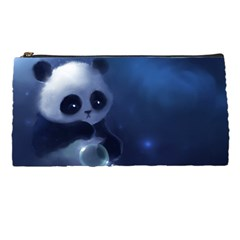 Panda Pencil Case By Brayden Peacock   Pencil Case   Dvgj2cir7v42   Www Artscow Com Front