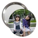 mirror - 3  Handbag Mirror