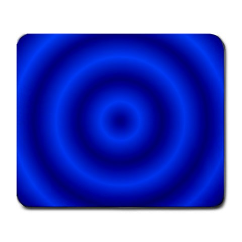 Blue Mousepad By Brayden Peacock   Large Mousepad   Vok98r2ch7a1   Www Artscow Com Front