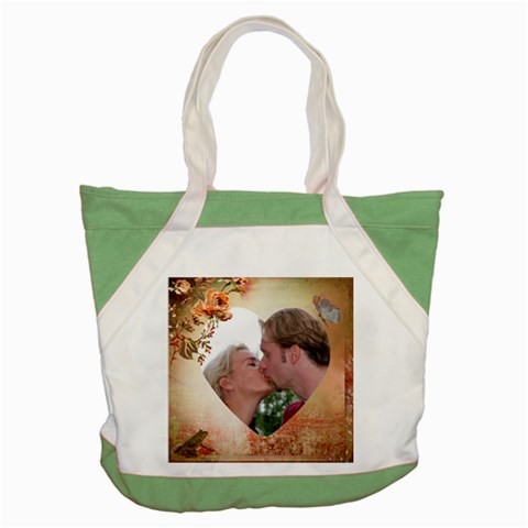 Love Country Accent Tote By Deborah   Accent Tote Bag   D9aklj62zyxs   Www Artscow Com Front