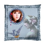 SOMEWHERE IN TIME - Standard Cushion Case (One Side)