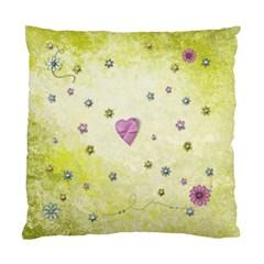 Over The Rainbow Pillow By Marcee Duggar   Standard Cushion Case (two Sides)   F10akqofgbnu   Www Artscow Com Back