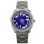 horoscope - Sport Metal Watch