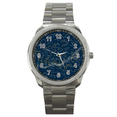 Horoscope By Divad Brown   Sport Metal Watch   Yslxz6oemc0z   Www Artscow Com Front