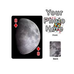 Mini Moon Cards By Bg Boyd Photography (bgphoto)   Playing Cards 54 (mini)   Eq7t3cf6y3d7   Www Artscow Com Front - Diamond8