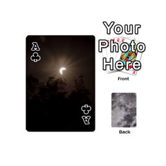 Ace Mini Moon Cards By Bg Boyd Photography (bgphoto)   Playing Cards 54 (mini)   Eq7t3cf6y3d7   Www Artscow Com Front - ClubA