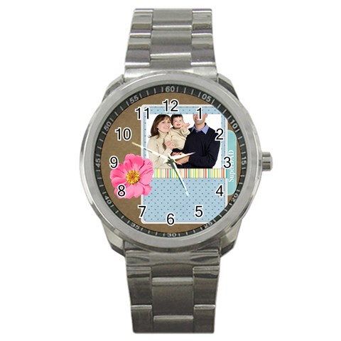 Father By Dad   Sport Metal Watch   Efemkgil1irc   Www Artscow Com Front