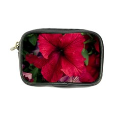 Red Peonies Ultra Compact Camera Case by Elanga