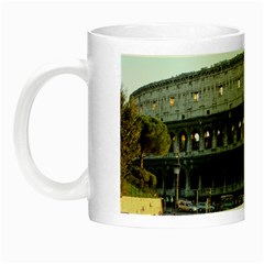 Roman Colisseum Glow In The Dark Mug by PatriciasOnlineCowCowStore