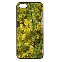 Yellow Bells Apple Iphone 5 Seamless Case (black)