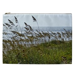 Cocoa Beach, Fl Cosmetic Bag (xxl)