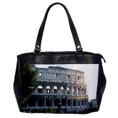 Roman Colisseum 2 Single Sided Oversized Handbag by PatriciasOnlineCowCowStore