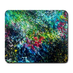 Raw Truth By Mystikka  Large Mouse Pad (rectangle) by mjade