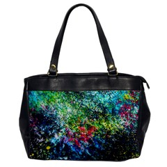 Raw Truth By Mystikka  Single Sided Oversized Handbag by mjade