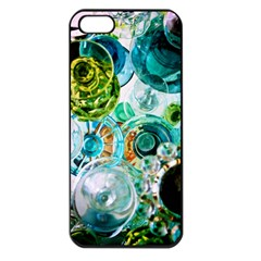 Glass Floats Apple Iphone 5 Seamless Case (black) by dreamscapes