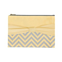 Summer Clutch 2 By Emily   Cosmetic Bag (large)   Kmss6hlsxsqm   Www Artscow Com Front