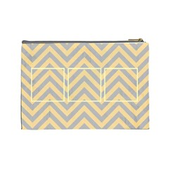 Summer Clutch 2 By Emily   Cosmetic Bag (large)   Kmss6hlsxsqm   Www Artscow Com Back