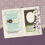 Forever Kit Pages - ScrapBook Page 12  x 12