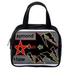 Raymond Fun Show 2 Single Sided Satchel Handbag by hffmnwhly