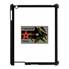 Raymond Fun Show 2 Apple Ipad 3/4 Case (black) by hffmnwhly