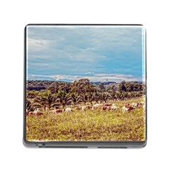 Farm View Card Reader With Storage (square)