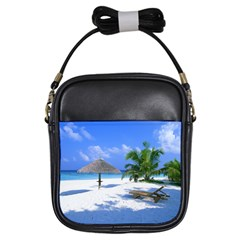 Beach Kids  Sling Bag by Unique1Stop