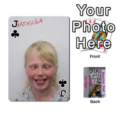 Jack Afscheid Roel Pakje 2 By Margaret Since   Playing Cards 54 Designs   3lvh8dbb6bqf   Www Artscow Com Front - ClubJ
