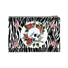 Makeup By Roxi   Cosmetic Bag (large)   W7wzdx4qevw0   Www Artscow Com Back