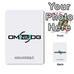 omnilog - Multi-purpose Cards (Rectangle)