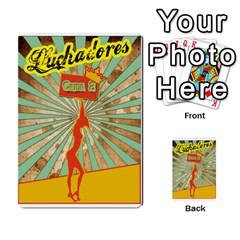 Lucha Cartas Arbitrage Manoeuvres X2 Bonus By Gabzeta   Multi Purpose Cards (rectangle)   Sndm3850z8g2   Www Artscow Com Back 3