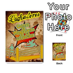 Lucha Cartas Arbitrage Manoeuvres X2 Bonus By Gabzeta   Multi Purpose Cards (rectangle)   Sndm3850z8g2   Www Artscow Com Back 26