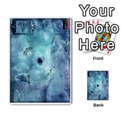 Lucha Cartas Arbitrage Manoeuvres X2 Bonus By Gabzeta   Multi Purpose Cards (rectangle)   Sndm3850z8g2   Www Artscow Com Back 48