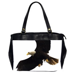 Landing Eagle I Oversize Office Handbag (two Sides) by OnlineShoppers