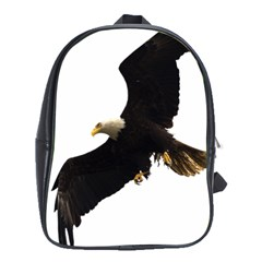Landing Eagle I School Bag (xl) by OnlineShoppers