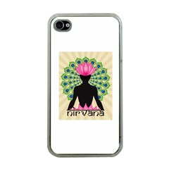 Me & Nirvana Apple Iphone 4 Case (clear) by NIRVANA